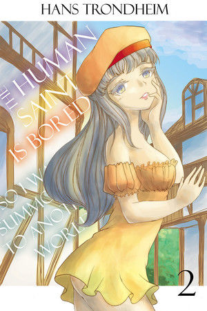 Vol. 2 Cover