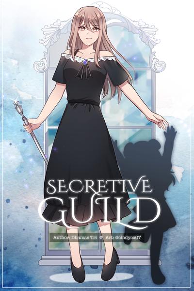 Alternate Cover of Secretive Guild