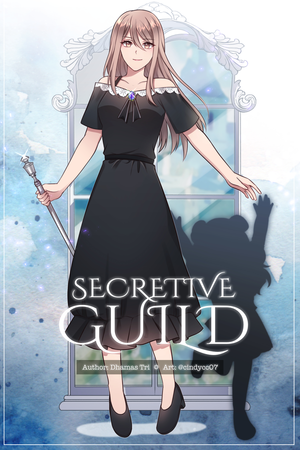 Alternate Cover of Secretive Guild