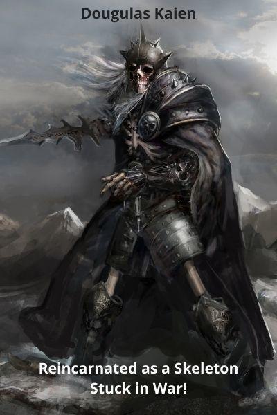 Skeleton Knight stock illustration