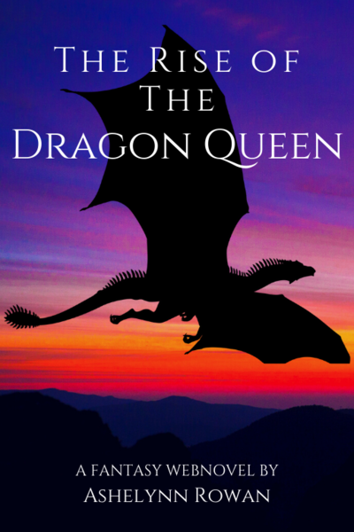 The Rise of The Dragon Queen Book Cover