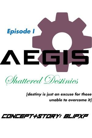 AEGIS Shattered Destinies Temporal Cover