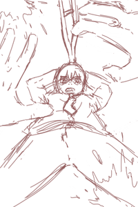 Scene from Chapter 5 (Rough Sketch)