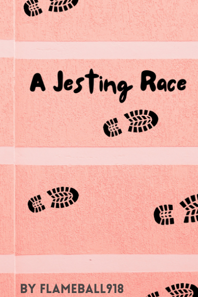 A Jesting Race Cover