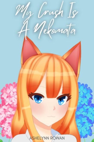 My Crush Is A Nekomata (Book Cover)