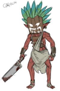 Plain Goblin