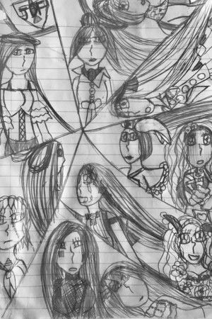 Gun Girls Online Arc 1 Main Characters