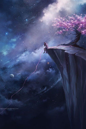 """Star Blossom cliff, Lonely on the edge of the """"world"""""""
