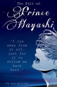 The Fall of Prince Hayashi Cover