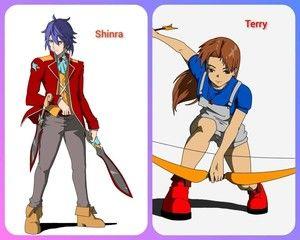 Shinra & Terry