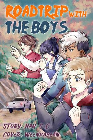 Roadtrip with The Boys! w/ creds