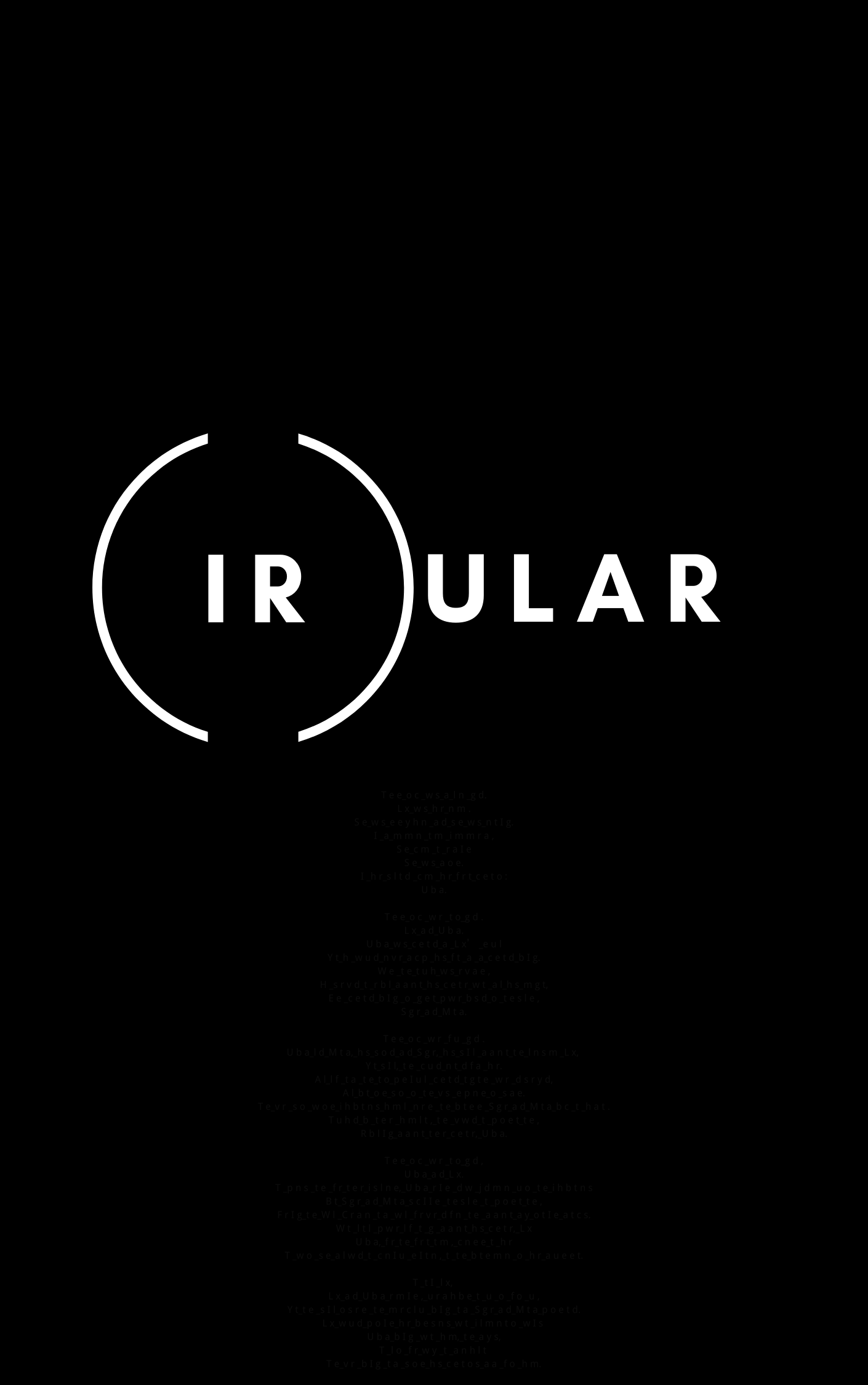 CirCular Cover Art 1.1
