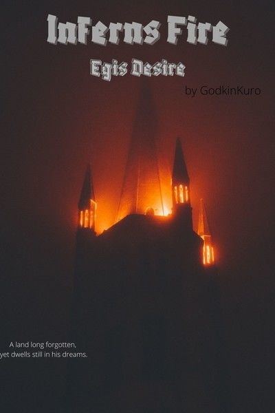 The Burning Castle, A cover of a hidden past