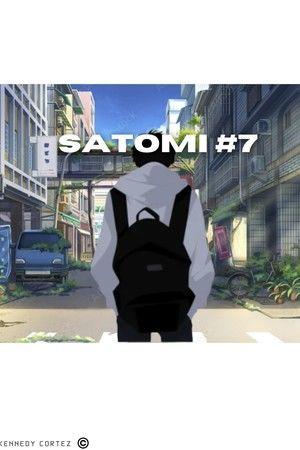 Satomi #7 Cover