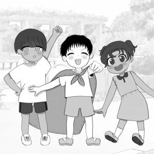 Mishti, Mark and Kulsum