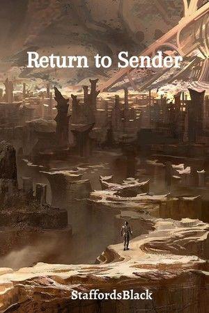 Return to Sender Volume 1 Cover