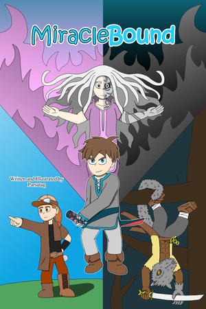MiracleBound Volume 1 Cover