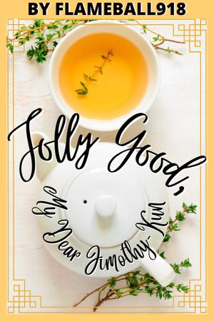 Jolly Good, My Dear Jimothy-Kun Cover