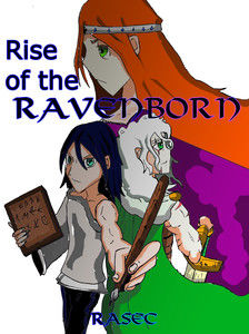 Cover page for Ravenborn