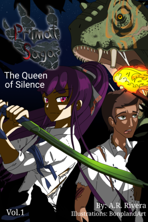Primal Saga Cover V1