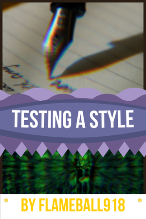 Testing a Style Cover