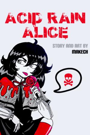 ACID RAIN ALICE First Cover