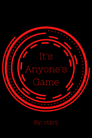 It's Anyone's Game first cover