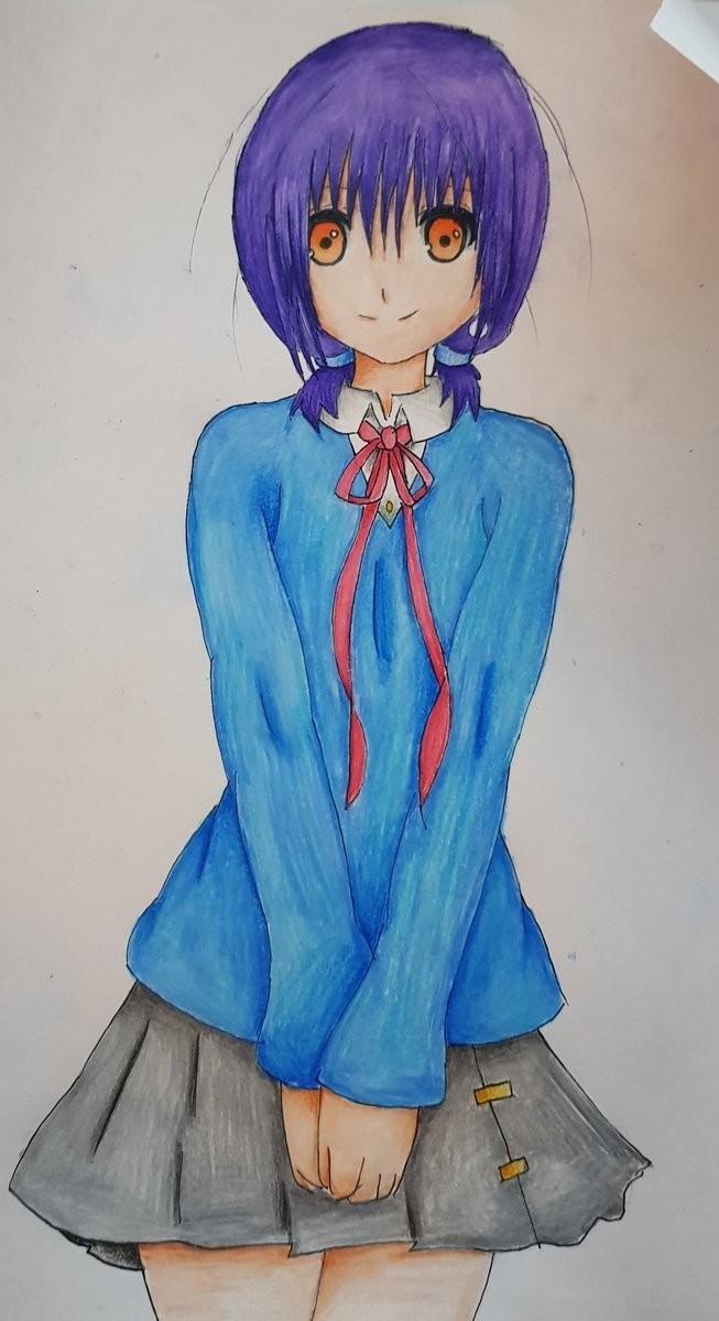 Character Intro #1: Samidare Yui