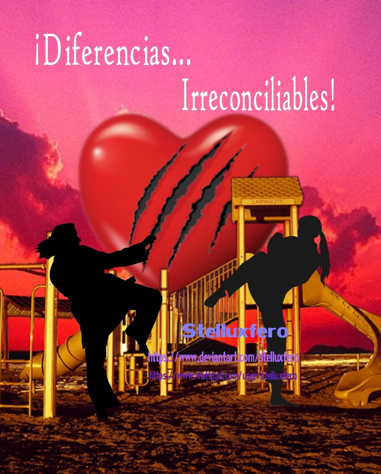 IRRECONCILABLE… DIFFERENCES!