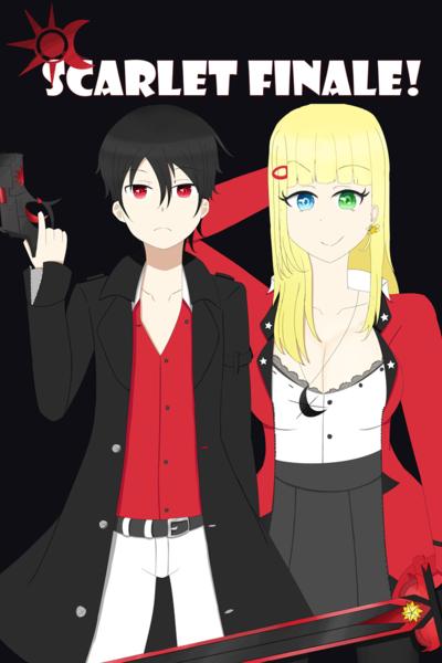 Scarlet Finale! Vol.1 Cover