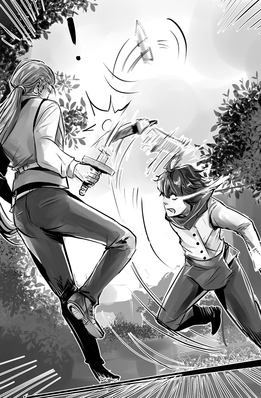 Claude and Pietro