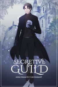 First Cover of Secretive Guild